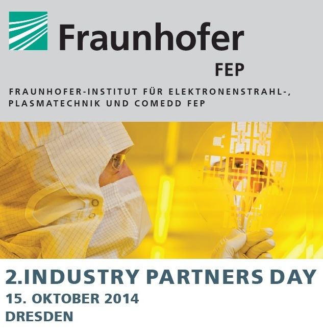 2. Industrial Partner Day 2014